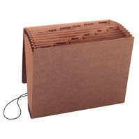 Smead TUFF Expanding File with Flap and Elastic Cord (70388)