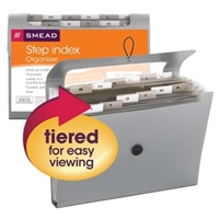 Smead Step Index Organizer (70903)