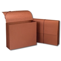 "Smead Wallet, 5-1/4"" Expansion, Flap and Cord Closure, 10/Box (71109)"