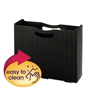 Smead Poly File Box (71631)