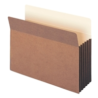 "Smead File Pocket Straight-Cut Tab 5-1/4"" Exp Letter (73274)"