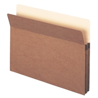 "Smead File Pocket Straight-Cut Tab 1-3/4"" Exp Letter (73800)"