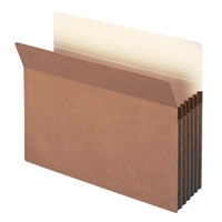 "Smead File Pocket Straight-Cut Tab 5-1/4"" Exp Letter (73810)"