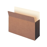 Smead Redrope File Pockets with Tyvek-Lined Gusset (73885)