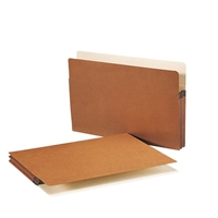 "Smead File Pocket Straight-Cut Tab 1-3/4"" Exp Legal (74800)"