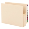 "Smead End Tab File Pocket Reinforced Straight-Cut Tab 3-1/2"" (75124)"