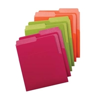Smead Organized Up Heavyweight Vertical File Folder (75406)
