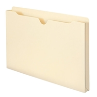 "Smead File Jacket, 1"" Expansion, Legal, Manila, 50 per Box (76439)"