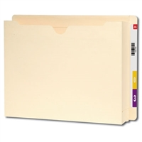 "Smead End Tab Expanding File Jacket, Straight-Cut Tab, 2"" Exp, 25/Box (76910)"