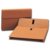 "Smead Expanding Wallet, 2"" Ex, Flap/Hook and Loop,Legal, 50/Box (77145)"