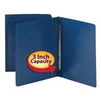 Smead PressGuard Report Cover, Letter Size, Dark Blue, 25/Box (81352)