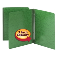 Smead PressGuard Report Cover, Letter Size, Green, 25/Box (81452)