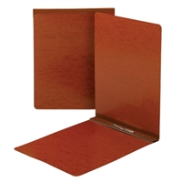 Smead PressGuard Binder Cover, Letter Size, Red, 25/Box (81724)