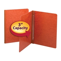 Smead PressGuard Binder Cover, Letter Size, Red, 25/Box (81752)