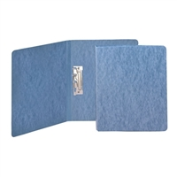 Smead Report Cover with Punchless Fastener, Letter Size, Blue (83052)