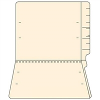 11 point End Tab Manila File Folders (1190)