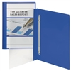 Smead Clear Front Poly Report Covers (87411)