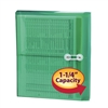 "Smead Poly Envelope 1-1/4"" Expansion Green 5-Pack (89523)"