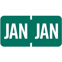 Tab 1279 Month Label January | Advanced Filing Concepts