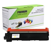 Yellow Compatible/Reman Toner, 1.4K Yield, OEM TN-210Y