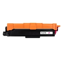 Replacement Magenta Toner Cartridge for TN-227M
