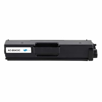 Replacement Cyan Toner Cartridge for TN-433C