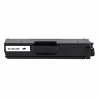 Replacement Black Toner Cartridge for TN-433BK