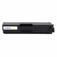 Replacement Yellow Toner Cartridge for TN-433Y