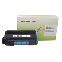 Black Compatible Toner, 5K Yield, OEM Cartridge 106