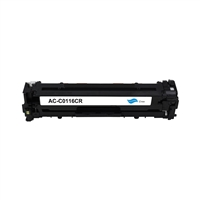 Cyan Reman Toner, 1.5K Yield, OEM Cartridge 116C