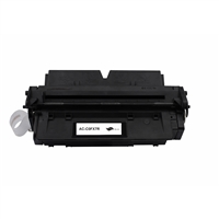 Black Reman Toner, 4.5K Yield, OEM FX7