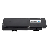 Replacement Cyan Toner Cartridge for Dell 593-BBBT