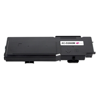Replacement Magenta Toner Cartridge for Dell 593-BBBS