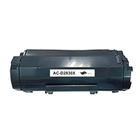 Black Dell Compatible Toner, 8.5K Yield, 593-BBYP