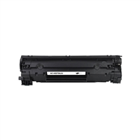 Black Compatible Toner, 3K Yield, CE278X Jumbo (Universal with Canon 128 /Canon 126)
