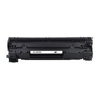 Black Compatible Toner, 2.1K Yield, CE278A (Universal with Canon 128/Canon 126)