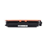 Replacement Black Toner Cartridge for HP CE310A