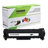Black Reman Toner, 2.2K Yield, CE410A