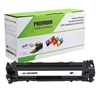 Black Reman Toner, 2.2K Yield, CB540A