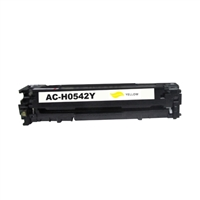 Replacement Toner Cartridge for CB542A (Universal with CF212A/ CE322A/Cartridge 116Y/Cartridge 131Y)