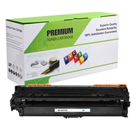 Cyan Compatible/Reman Toner, 7.3K Yield, CE741A