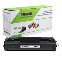 Black Compatible Toner, 2.5K Yield, C4092A (Universal with EP22)