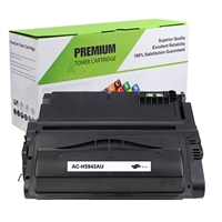 Black Compatible Toner, 10K Yield, Q5942A (Universal with Q1338A)
