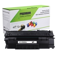 Replacement Black Toner Cartridge for HP Q5949A