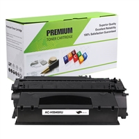 Black Compatible Toner, 7K Yield, Q5949X (Universal with Q7553X)