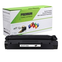 Black Compatible Toner, 2.5K Yield, C7115A (Universal with Q2613A/Q2624A/EP25)