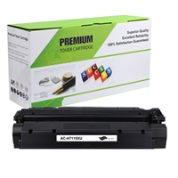 Black Compatible Toner, 3.5K Yield, C7115X (Universal with Q2613X/Q2624X/EP25)
