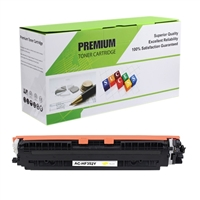 Replacement Black Toner Cartridge for HP CF350A
