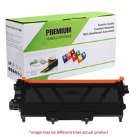 Replacement Black Toner Cartridge for OKI 45807110