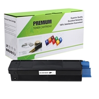 Black Compatible Toner, 5K Yield, 42127404